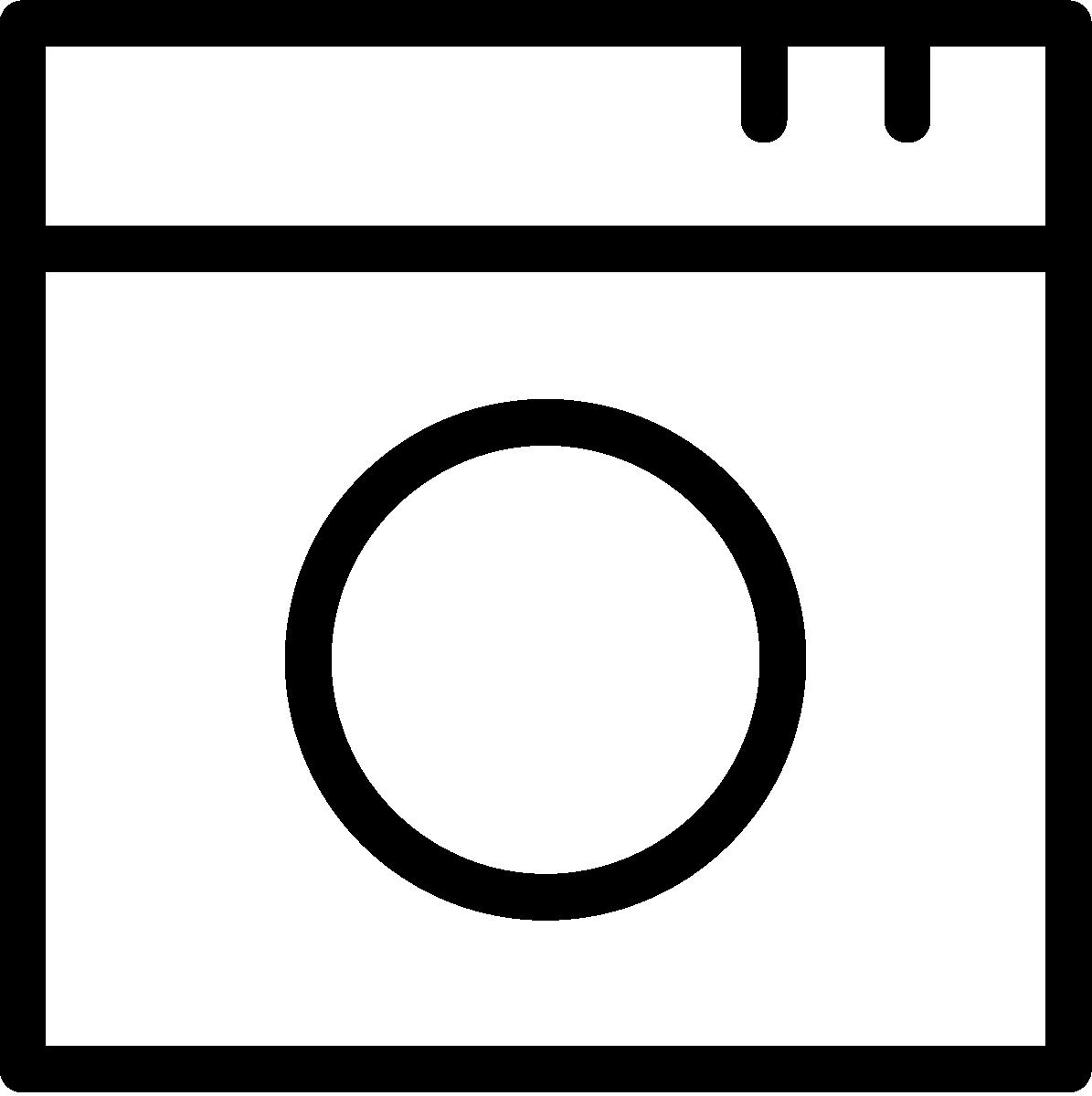 icona lavatrice
