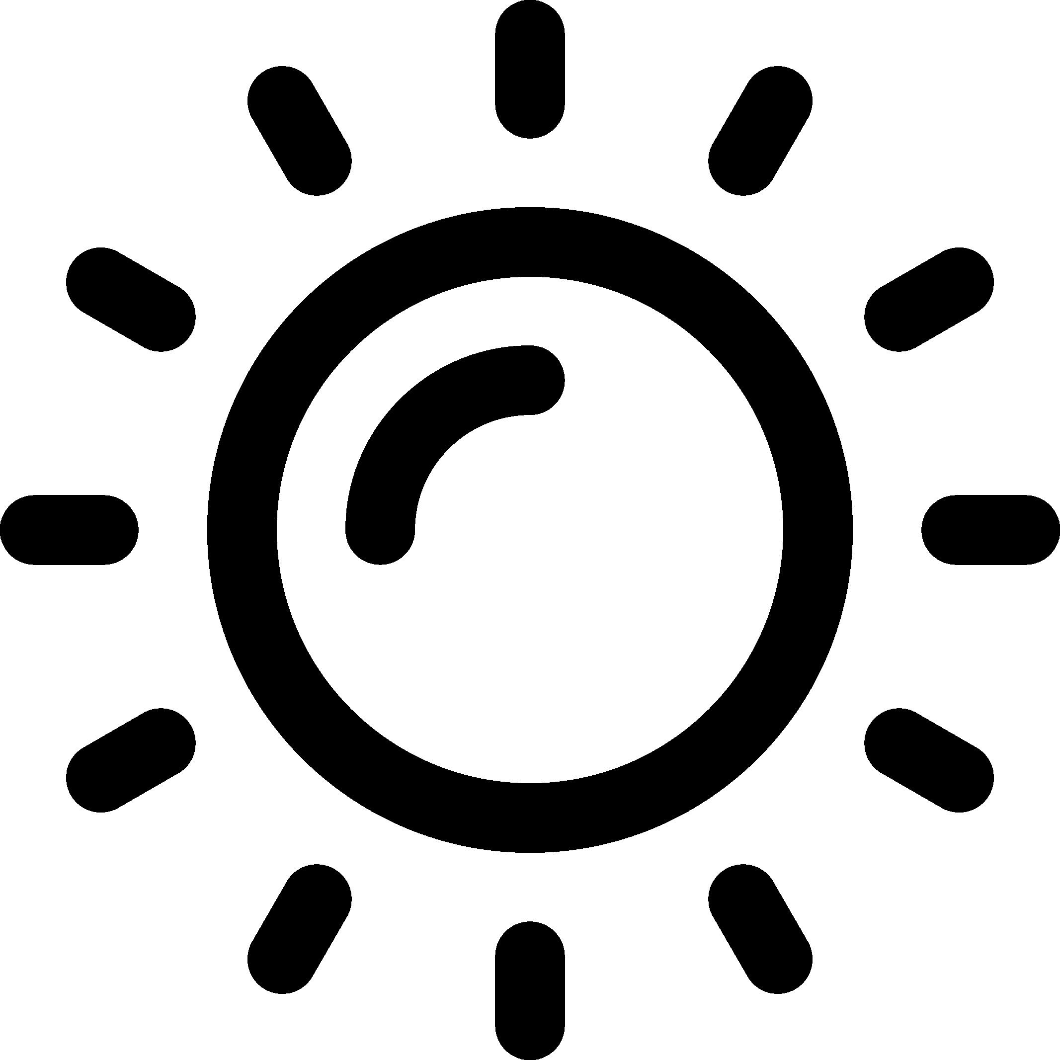 icona riscaldamento