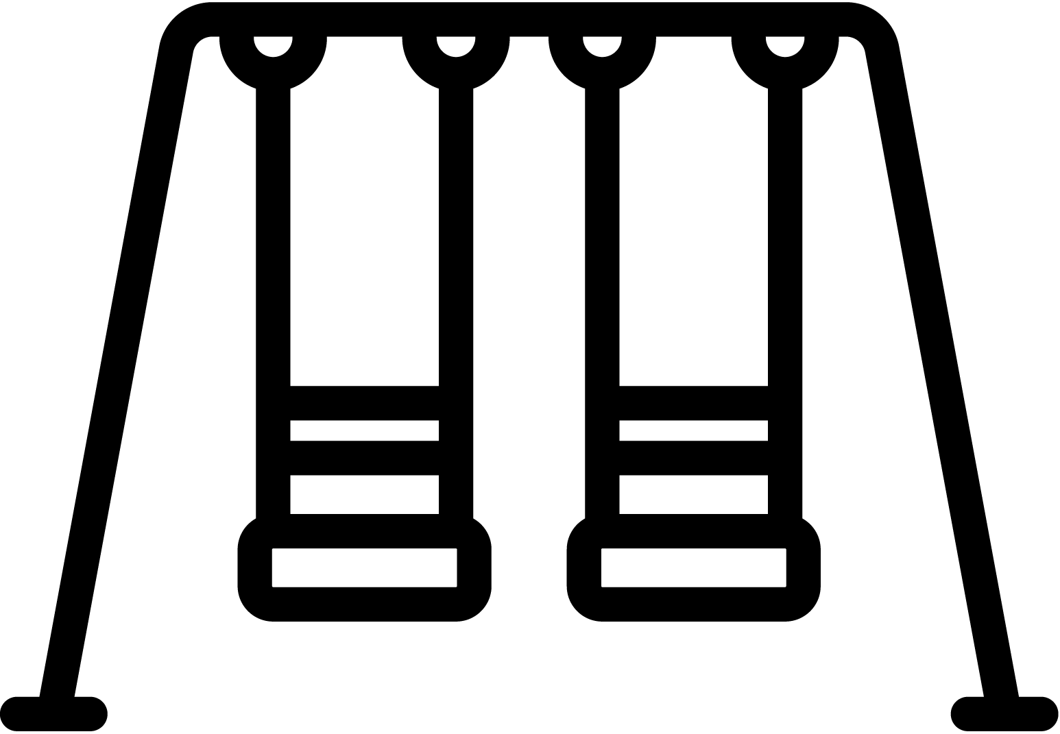 icona altalena