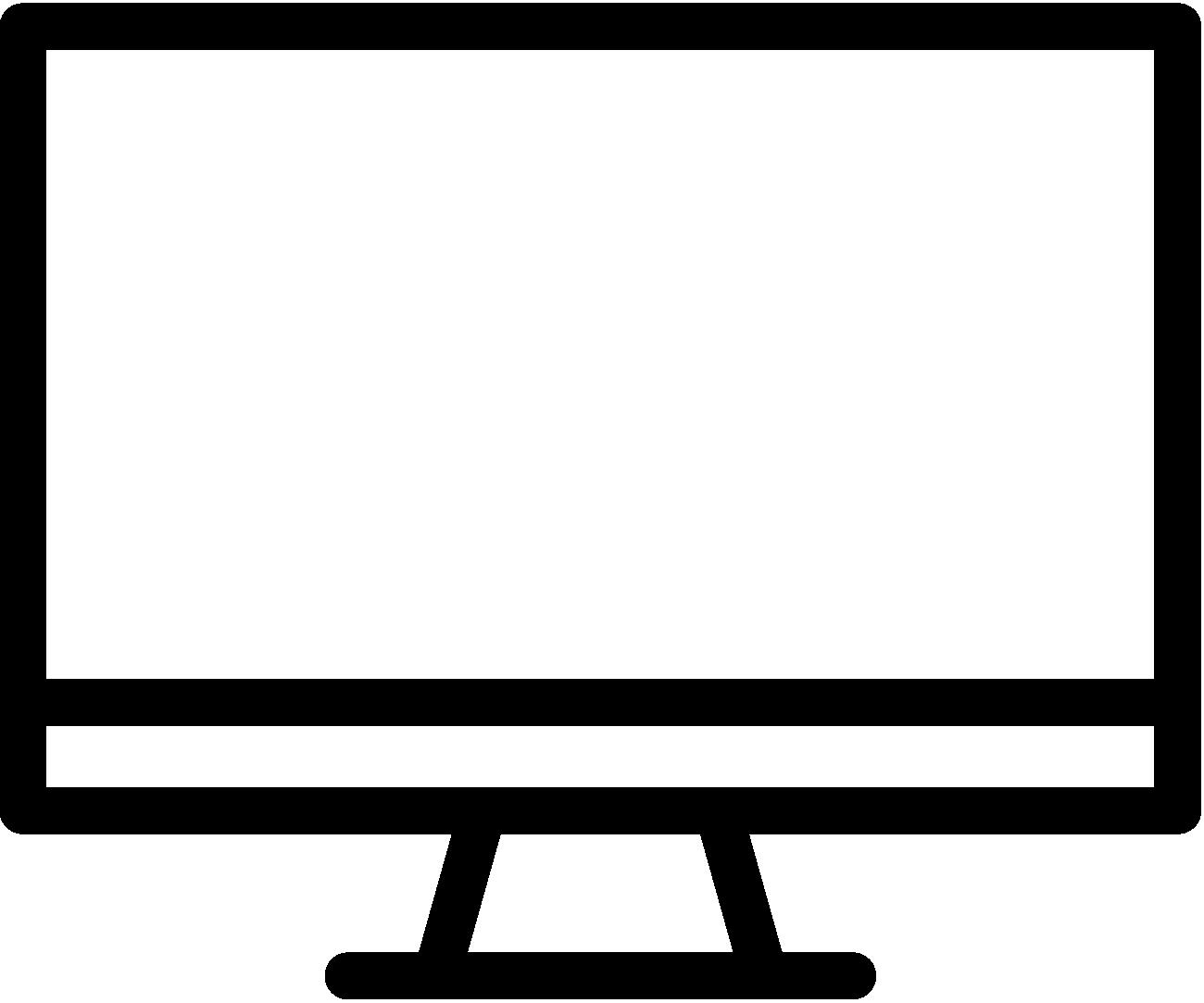 icona televisore